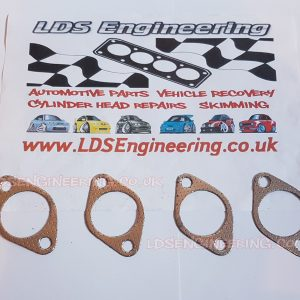 2.8 v6 cologne exhaust gaskets